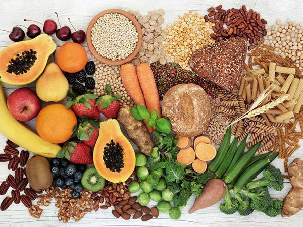 Voedingsvezels zijn belangrijk voor je gezondheid